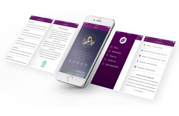 My Business App - Turn Your Website Into An iOS App ! (iOS)